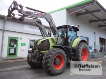 Wheel tractor CLAAS axion 830 cmatic
