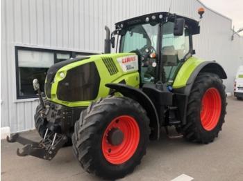 Wheel tractor CLAAS axion 830 t4f