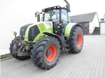 Wheel tractor CLAAS axion 840 c-matic