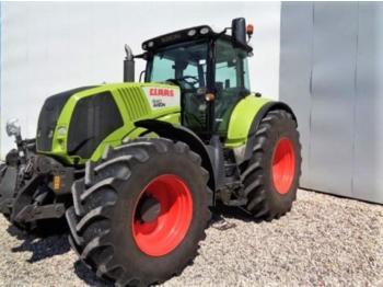 Wheel tractor CLAAS axion 840 cmatic