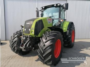 Wheel tractor CLAAS axion 850