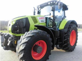 Wheel tractor CLAAS axion 850 cebis cmatic: picture 1