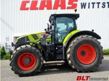 Wheel tractor CLAAS axion 850 cmatic