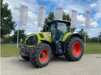 Wheel tractor CLAAS axion 850 cmatic + rtk