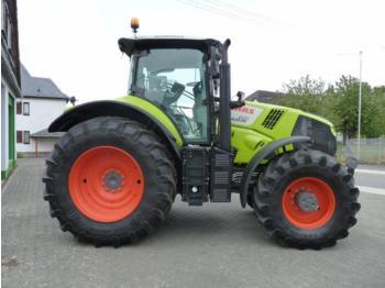 Wheel tractor CLAAS axion 870 cmatic