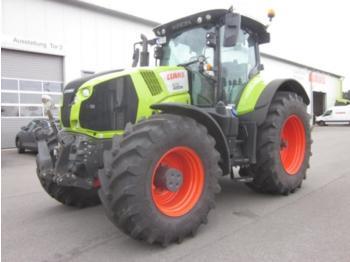 Wheel tractor CLAAS axion 870 cmatic cis+