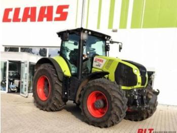 Wheel tractor CLAAS axion 870 cmatic - vorführmaschine -