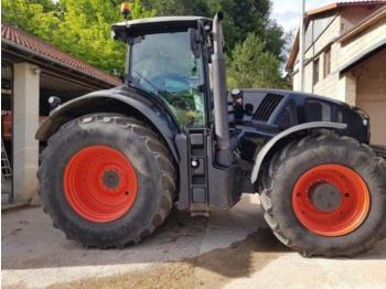 Wheel tractor CLAAS axion 920