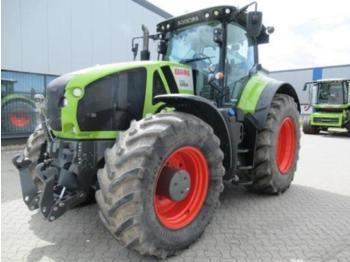 Wheel tractor CLAAS axion 930
