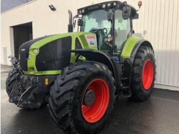 Wheel tractor CLAAS axion 930 business