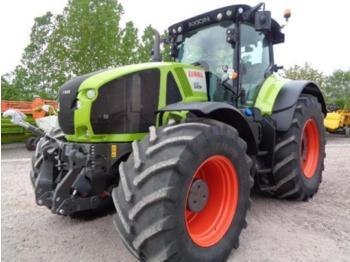 Wheel tractor CLAAS axion 940 cmatic
