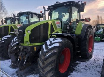 Wheel tractor CLAAS axion 950 mit fkh & fzw