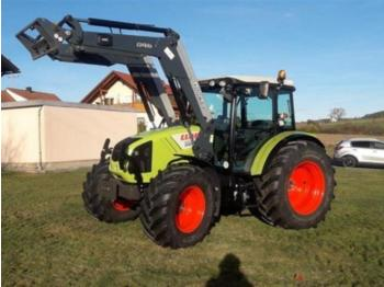 Wheel tractor CLAAS axos 320