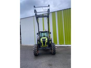 Wheel tractor CLAAS elios 210 cabine