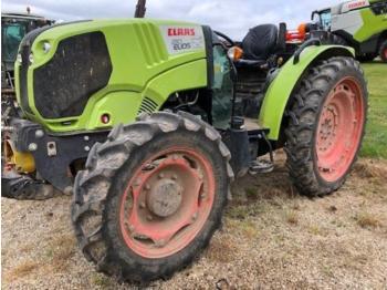Wheel tractor CLAAS elios 210 plateforme