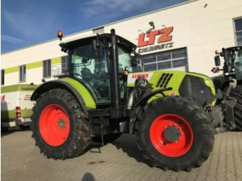 Wheel tractor CLAAS gebr. arion 650 cis