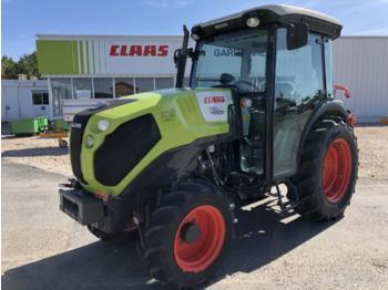 Wheel tractor CLAAS nexos 240 vl