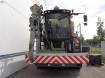 Wheel tractor CLAAS xerion 3800 saddle trac