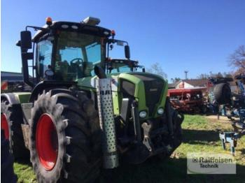 Wheel tractor CLAAS xerion 3800 trac