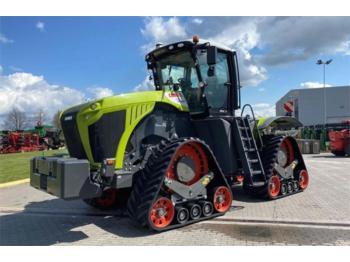 Wheel tractor CLAAS xerion 5000 trac ts