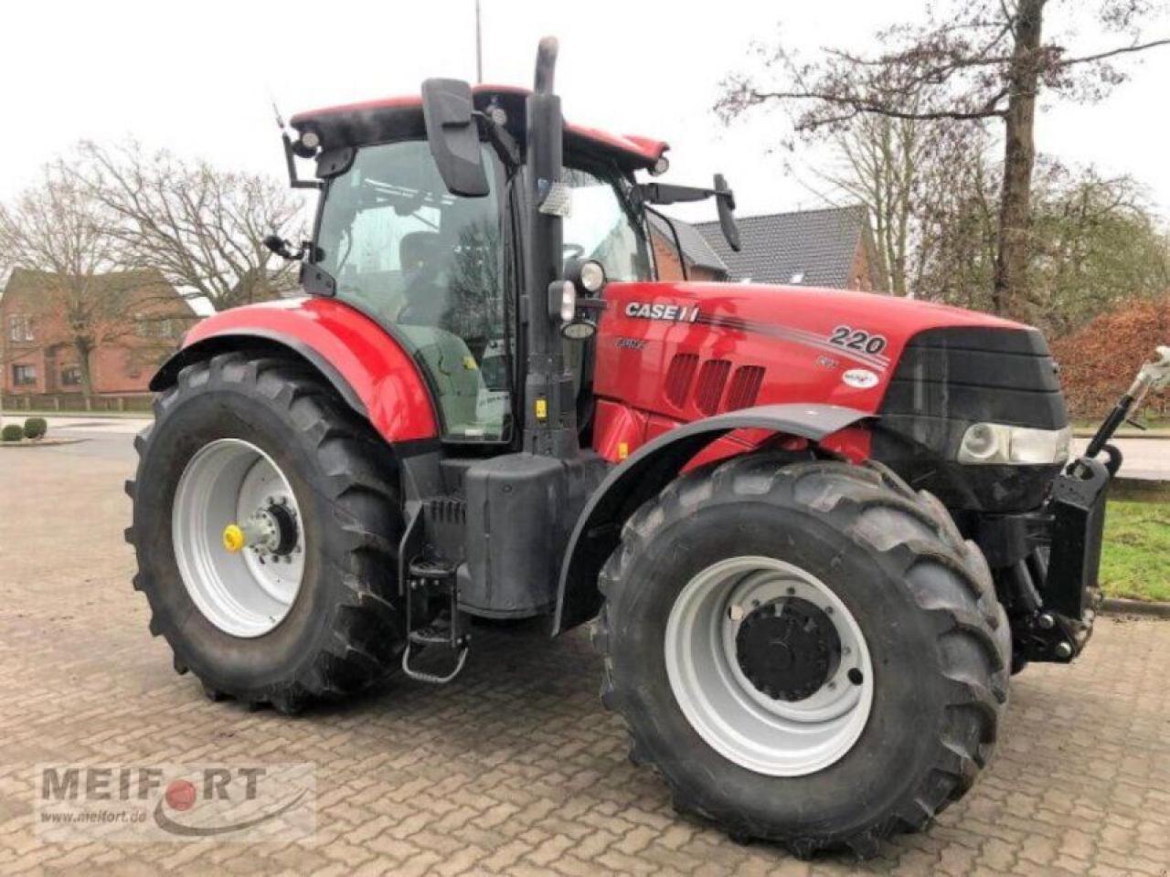 El propietario Desventaja trapo  Case-IH 220 PUMA CVX wheel tractor from Germany for sale at Truck1, ID:  4245307