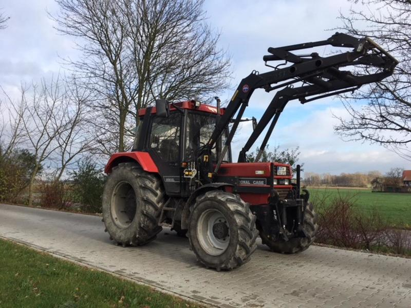 case ih 856 xl wheel tractor from germany for sale at. Black Bedroom Furniture Sets. Home Design Ideas
