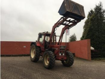 Wheel tractor Case-IH 955 XL