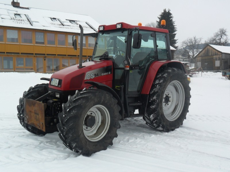 case ih cs94 wheel tractor from germany for sale at truck1 id 1917472. Black Bedroom Furniture Sets. Home Design Ideas