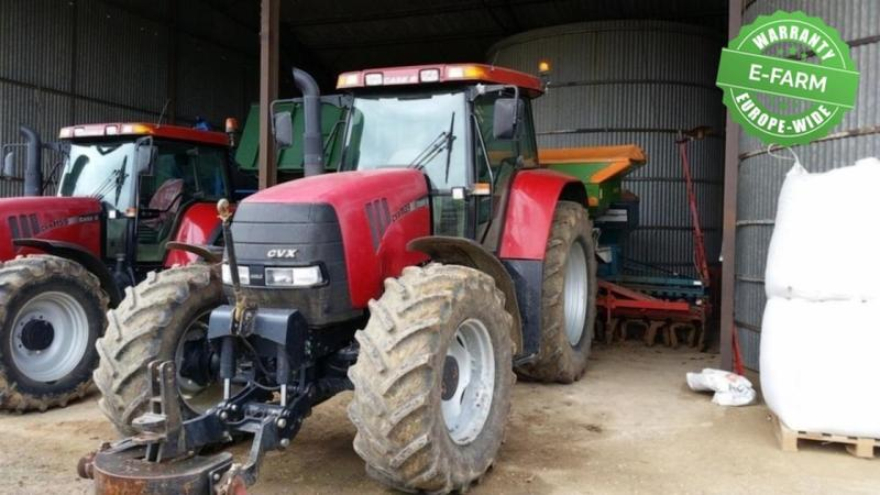 case ih cvx 1135 wheel tractor from germany for sale at truck1 id rh truck1 eu New Holland International Harvester Company