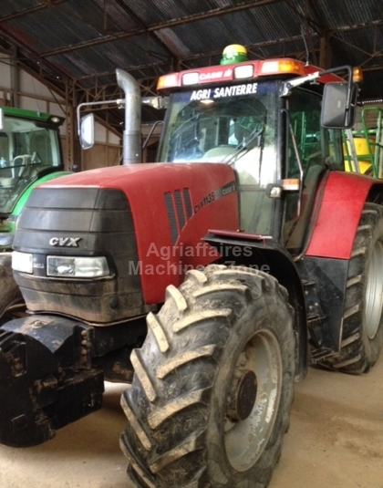case ih cvx 1135 wheel tractor from france for sale at truck1 id rh truck1 eu Deere and Company New Holland