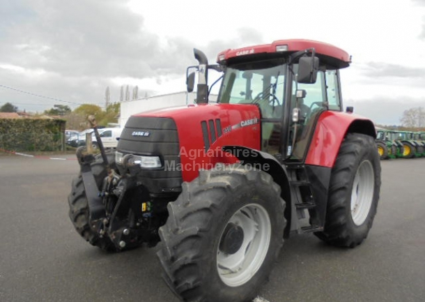 100% najwyższej jakości Gdzie mogę kupić sekcja specjalna Wheel tractor Case IH CVX 140 - Truck1 ID: 1990956