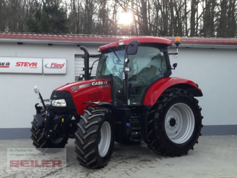 New Case Ih Maxxum 130 Cvx Wheel Tractor For Sale From