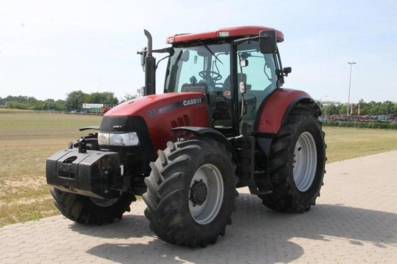 Case-IH PUMA 140 wheel tractor from Germany for sale at Truck1, ID ...