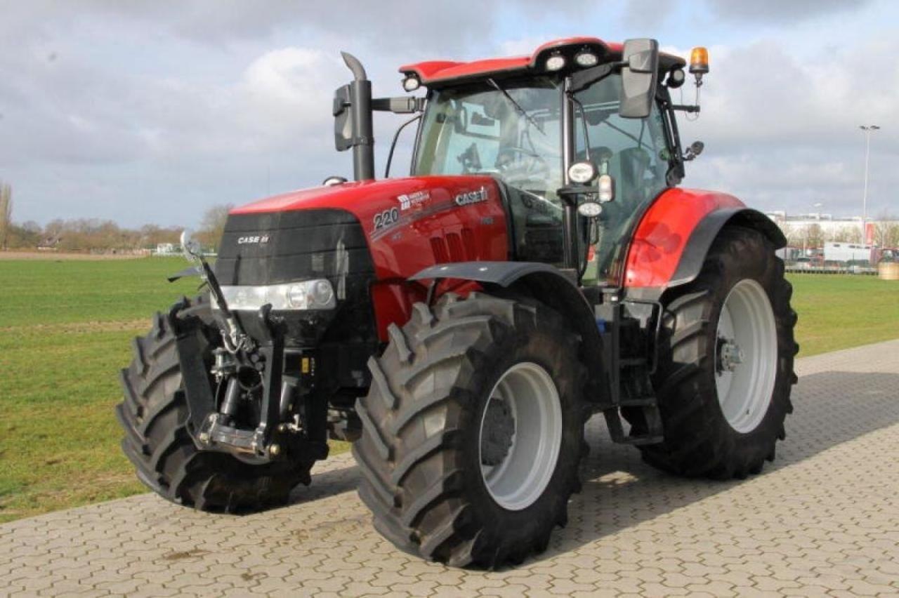 Pesimista Convención Gimnasio  Case-IH PUMA CVX 220 SCR wheel tractor from Germany for sale at Truck1, ID:  4528248