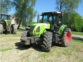 Wheel tractor Claas 640 Arion, Frontgewichte, CEBIS