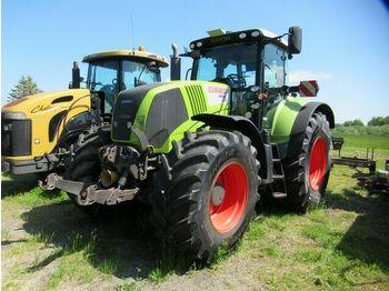Wheel tractor Claas 850 AXION, Frontkraftheber, CEDIS, Klima