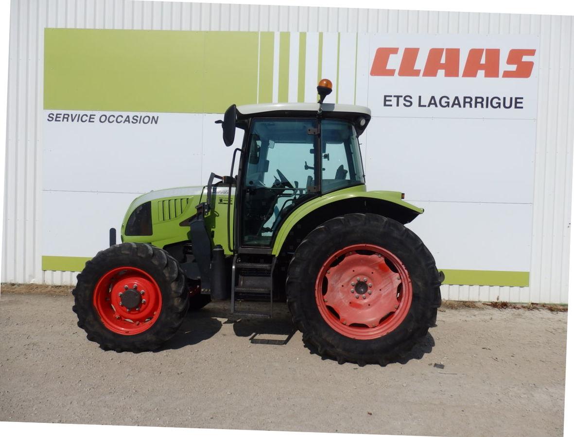 wheel tractor Claas ARES 547 ATX