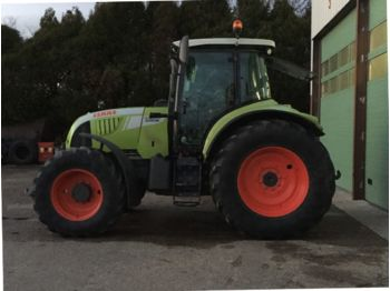 Claas ARION640 - wheel tractor
