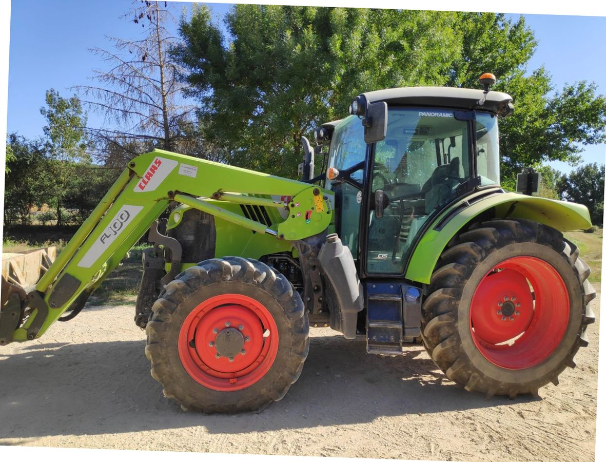 wheel tractor Claas ARION 430 CIS