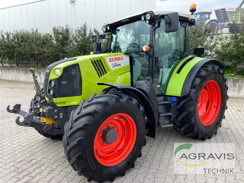 wheel tractor Claas ARION 440 CIS TIER 4F