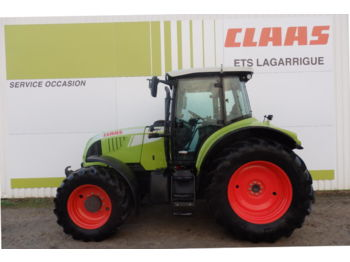 Wheel tractor Claas ARION 610 CEBIS