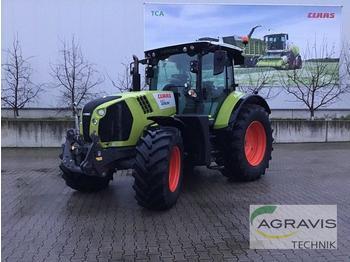 Wheel tractor Claas ARION 610 CMATIC CIS+