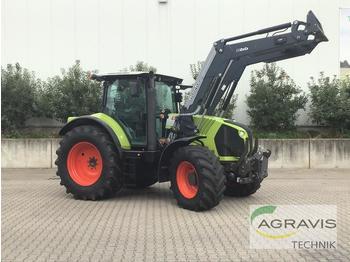 Wheel tractor Claas ARION 650 CEBIS TIER 3B