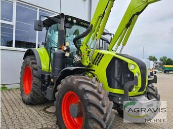 Wheel tractor Claas ARION 650 CIS+