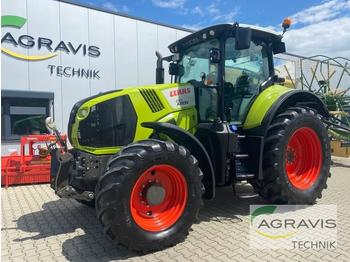 Claas AXION 810 CEBIS - wheel tractor