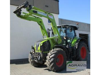 Wheel tractor Claas AXION 810 CEBIS TIER 4F