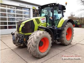 Wheel tractor Claas AXION 810 CMATIC CEBIS