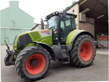 Wheel tractor Claas AXION 820