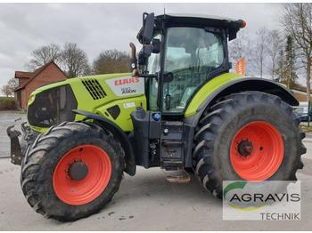 Wheel tractor Claas AXION 830 CEBIS TIER 4F