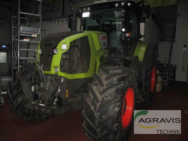 wheel tractor Claas AXION 830 CMATIC TIER 4F